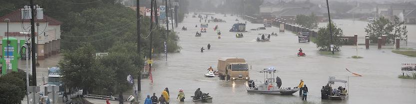 Houston: koniec opadów