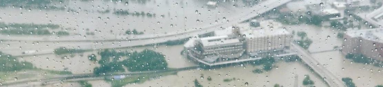 Okolice Houston zdewastowane przez huragan Harvey