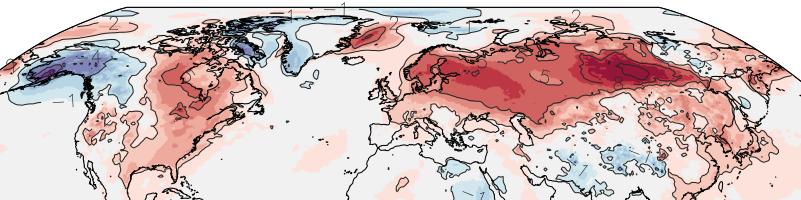 NOAA, GISTEMP, ECMWF: styczeń 2020 globalnie najcieplejszy w historii pomiarów